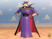 Evil emperor zurg toy story wallpaper