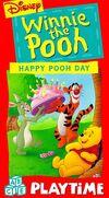 PoohPlaytimeVHS HappyPoohDay