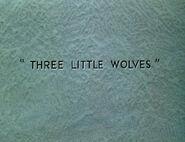 Ss-threelittlewolves