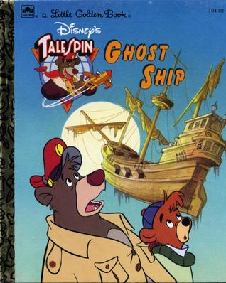 File:TaleSpin Ghost Ship cover.jpg