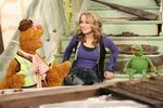 Fozzie bridgit and kermit