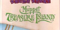 Muppet Treasure Island (Golden Sound Story book)