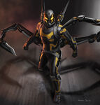 Yellow Jacket Concept Art