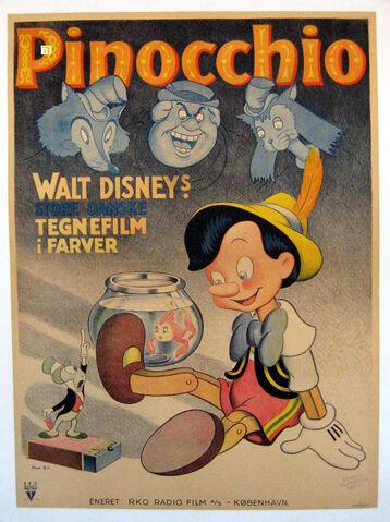 File:Pinocchio danish poster.jpg