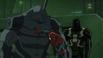 Agent Venom Rhino Spider-Man USMWW 6
