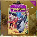 The jungle book 1997 laserdisc