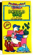 Donald duck fun time kid video