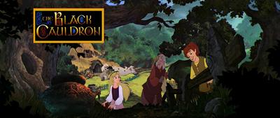 Black Cauldron Re-Poster