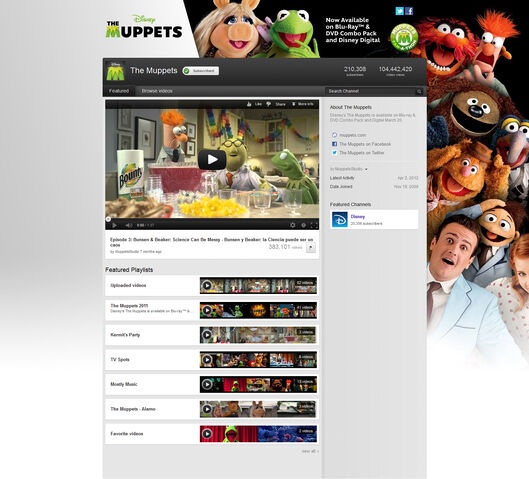 File:The Muppets YouTube Channel.jpg