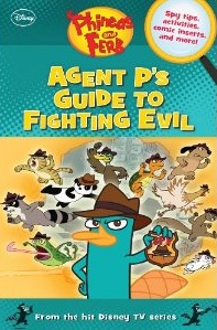 File:Agent P's Guide to Fighting Evil front cover.jpg