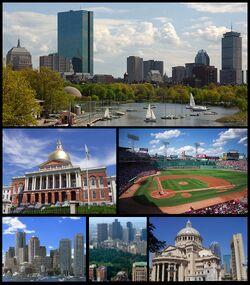 Boston Montage