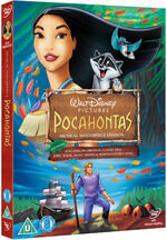 Pocahontas Musical Masterpiece UK DVD A