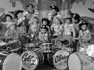 The Mickey Mouse Club Band