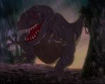 Tyrannosaurus hunting2