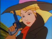 Cowgirl Miranda 1