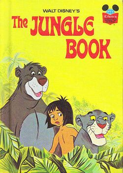 The jungle book wonderful world of reading 2