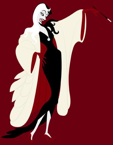 File:Cruella De Vil (Artwork).png