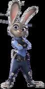 Judy Cop render