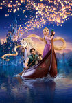 Tangled Textless Poster 2