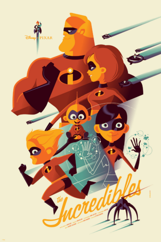 File:The Incredibles - Poster.png