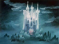 Cinderella castle blair