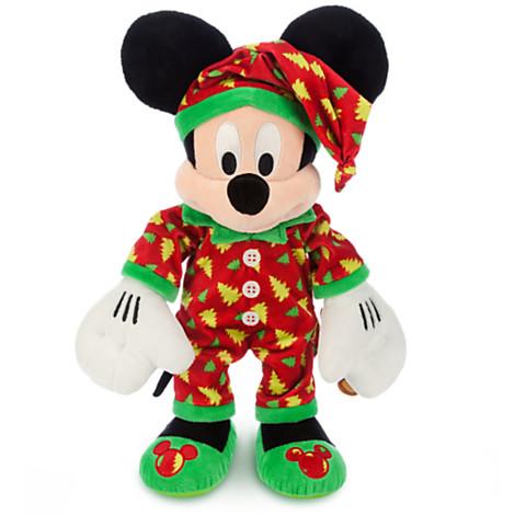 File:Mickey Mouse Holiday Pajamas Plush.jpg
