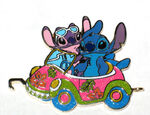 LE 100 Disney Pin✿Lilo & Stitch✿Angel✿Hawaii✿Car Parade✿Train✿Romance✿HTF✿