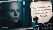 Once Upon a Time - 5x01 - The Dark Swan - You Failed - Dark Swan