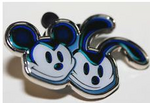 Oswald and Mickey pin