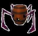 Barrel Spider KH