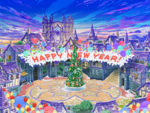 Daybreak Town New Years