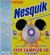 1999-Nesquick-Disney-CD-Sampler-front--1-