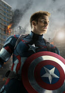 CaptainAmerica AOU character-art-poster Textless
