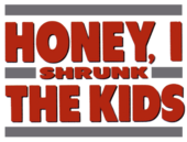 Honey, I Shrunk the Kids Logo