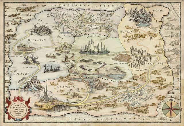 File:The Map of Oz From Oz The Great and Powerful.jpg