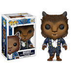 Beast Pop! Vinyl Figure by Funko - Beauty and the Beast - Live Action Film