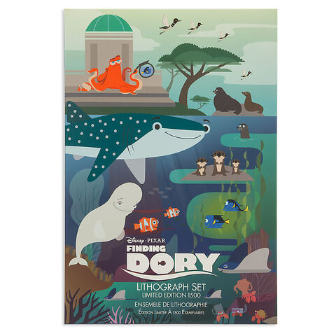 File:Finding Dory Lithograph Set - Limited Edition.jpg