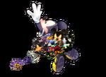 Kingdom Hearts King Mickey Artwork