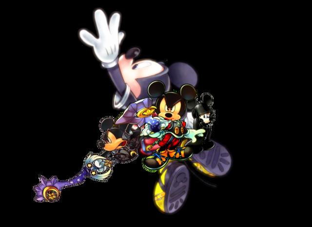 File:Kingdom Hearts King Mickey Artwork.png
