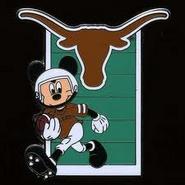 Texas Longhorns Pin