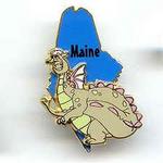 Maine Pin