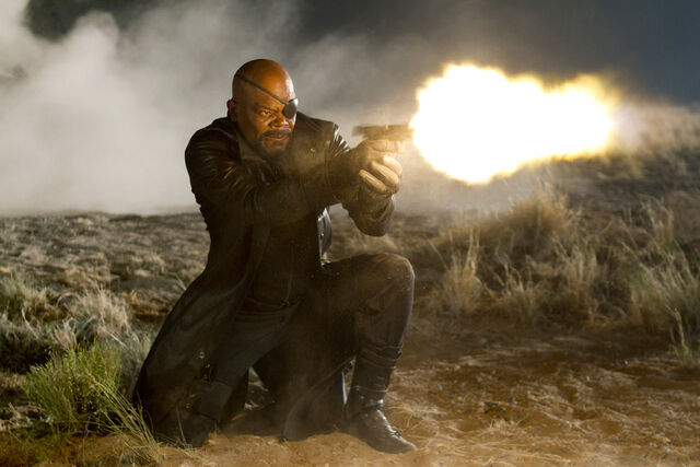 File:Nick Fury shooting.jpg