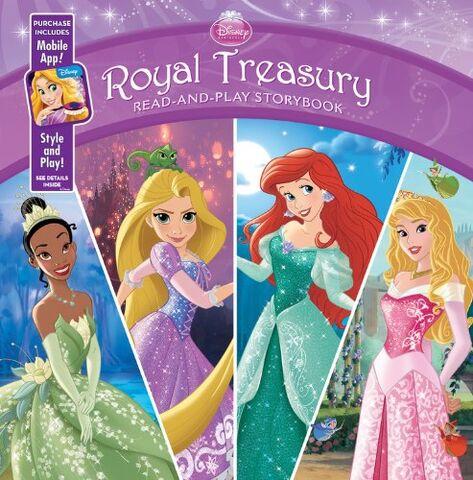 File:Disney Princess Royal Treasury Book.jpg