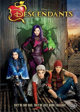 File:Descendants DVD.jpg