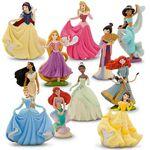 Disney Princess All 11 Princesses Figurines