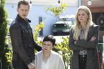 Once Upon a Time - 6x07 - Heartless - Promotional Images - David, Snow and Emma