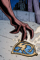 Phoenix gate in gargoyles comic
