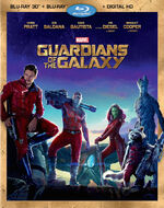 Guardians of the Galaxy BD3D