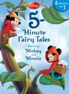 5-minute fairy tales starring mickey and minnie