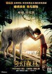 Jungle Book - Mowgli and Akela - Poster